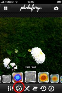 PhotoForge2 - Filters (High Pass)